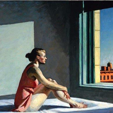 Alone Hopper 1